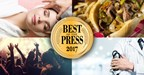 2017 BEST OF THE PRESS