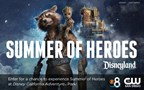 Summer of Heroes at Disney California Adventure® Park Contest