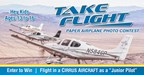Take Flight Photo Contest
