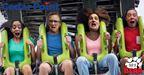 Cedar Point Scary Face