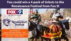 Renaissance Festival Ticket Giveaway
