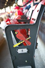 The Ross Furniture Cardinal Ticket Giveaway