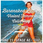 Bare Naked Ladies Ticket Giveaway