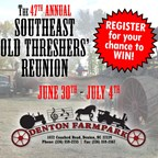 Threshers' Reunion Ticket Giveaway