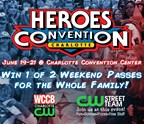 HeroesCon 2015 Ticket Giveaway