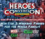 HeroesCon 2015 Ticket Giveaway