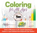 Coloring for All Ages Photo Sweepstakes