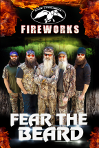 Fireworks Supermarket - Which Robertson Are You?