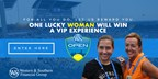 W&S Open Women's VIP Sweepstakes