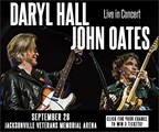 Hall and Oates Ticket Giveaway