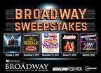 Broadway Sweepstakes
