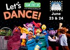 Win tickets to Sesame Street Live Let's Dance!