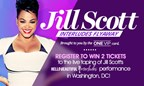 Jill Scott DC Interludes Flyaway