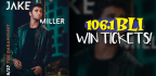 BLI PRESENTS JAKE MILLER  AT THE PARAMOUNT