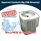 Approved Comfort Big Chill Giveaway