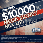 Mega Money July 2017