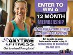 Community: Anytime Fitness - Crowfield Plantation