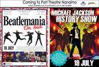 NBU - Showtime Beatlemania On Tour and Michael Jackson History Show