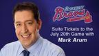 Gwinnett Braves Arum Game 07-20-17