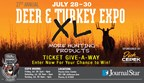 Deer and Turkey Expo Ticket Give-A-Way