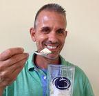 Enjoy Creamery ice cream with PSU football writer Frank Bodani