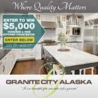 Granite City $5,000 Kitchen Countertop Giveaway