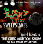 Looney Bin Sweepstakes