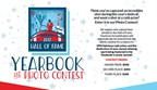 2017 Hall of Fame Yearbook & Photo Contest
