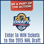 MH 2015 - NHL Draft 2015 Win Tickets Contest