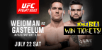 WIN TICKETS TO SEE THE UFC AT NYCB LIVE AT THE NASSAU COLISEUM