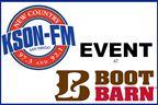 Boot Barn Ticket Stop 7/7