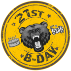 Cedar Point Bear-thday Ticket Giveaway! 7.7