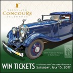 Keeneland Concours d�Elegance 2017