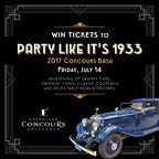 Keeneland Concours Party Like It�s 1933 Bash
