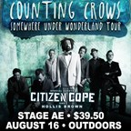 Counting Crows Ticket Giveaway