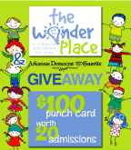 The Wonder Place Sweepstakes