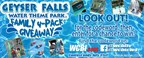 2017 Geyser Falls Family 4-Pack Giveaway