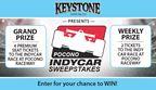 Keystone Auto Sales Pocono Indycar Sweepstakes