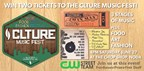 CLTure Music Festival Ticket Giveaway