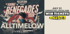 WIN TICKETS TO SEE ALL TIME LOW!