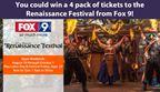 Renaissance Festival Ticket Giveaway 2