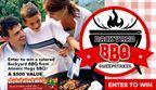 Backyard BBQ Sweepstakes