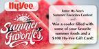 Hy-Vee Summer Favorites Giveaway