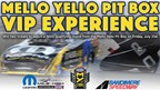Enter to WIN a Mello Yello Pit Box VIP Experience at Bandimere Speedway