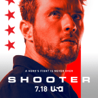 Shooter Season 1 DVD