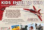 ABB, MCR, CPL, LAT, SUL - Abbotsford Airshow Kids Press Conference