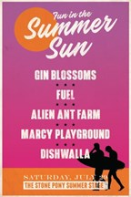 Enter to Win Fun In The Summer Sun Tickets
