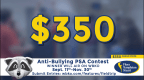 Anti-Bullying PSA Video Contest