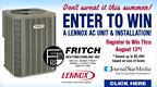 Fritch Heating and Cooling AC Sweepstakes