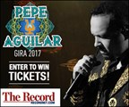 Enter for a chance to win Pepe Aguilar tickets!